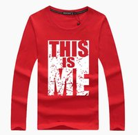 Wholesale Hood Air Scoop - 2017 Autumn Hood By Air Hip Hop HBA T shirt Men Long Sleeve T-shirt Mens Tops Tees Slim Fit High Quality 100% Cotton