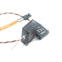 Wholesale X Helicopter - AR6210 2.4Ghz 6CH DSM-X Receiver with satellite Free Shipping