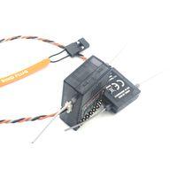 Wholesale Dsm Receiver - AR6210 2.4Ghz 6CH DSM-X Receiver with satellite Free Shipping