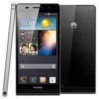 Wholesale Ascend P6 Accessories - Refurbished Original Huawei Ascend P6 4.7 inch K3V2E Quad Core 1.5GHz 2GB RAM 8GB ROM 8.0MP Camera Single SIM 3G WCDMA Smart Phone Free Post