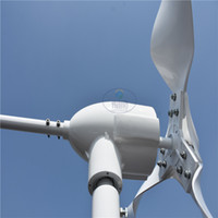 Wholesale 0 kw Wind Power Generator with V V Auto MPPT Controller