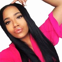 Wholesale Cheap Long Synthetic Hair Wigs - Cheap Hair Wigs Natural hairline brazilian glueless cut lace full lace wigs human hair front lace wigs with baby hair