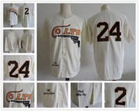 Maillot de Baseball Throwback de Houston Colts Retro 2 Nellie Fox 24 Maillot de Jimmy Wynn Vintage 1964 Turn Stitched Stitched