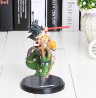 Wholesale Dragon Ball Z Shenron - 7'' Dragon Ball Z fantastic arts action figure toy Gokou Shenron set collection for kids
