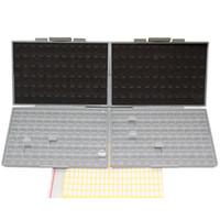 Wholesale Resistor Smt - Wholesale- AideTek 2 Empty BOX-ALL-72 Enclosures Boxes 4 SMD SMT Resistor Capacitor Organizer 0603