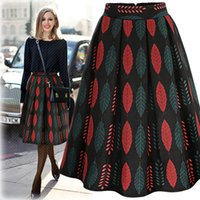 Wholesale Matching Umbrella - Europe and the United States women's spring 2017 new high waist slim skirt print skirt all-match umbrella skirt body in spring