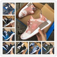 Wholesale Eva Children Flats - (With Box) Mens And Womens NMD XR1 Glitch Black White Blue Camo Runing Shoes Adult And Children Men Women Baby Kids Runing Shoes Size 36-45