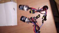 hid araba kafa lambası 12v toptan satış-H7 35 W 6000 K HID Xenon H7 Yedek Ampul lambalar Işık Dönüşüm Kiti Araba Kafa Lambası Işık Araba Sis Fener DC 12 V