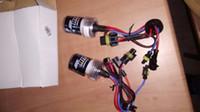 Wholesale Hid Xenon Flashlight 35w - H7 35W 6000K HID Xenon H7 Replacement Bulb Lamps Light Conversion Kit Car Head Lamp Light Car Fog Flashlight DC 12V