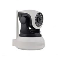 cámaras inalámbricas 3g al por mayor-Cámara CCTV 4G 1080P Hd ptz Wireless home 3G gsm Tarjeta SIM Cámara 2.0MP IP WiFi Cámara Batería P2P Network Video Home Security Baby Monitor