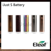 Wholesale voltage circuits for sale - Group buy iSmoka Eleaf iJust S Battery mah Direct Output Voltage System Dual Circuit Protection Original