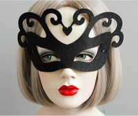 Wholesale Vampire King - mask for each body growth or babies in masked ball school performance Hallowmas Birthday party Women King deco or terrorist faces wholesale