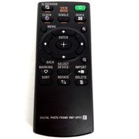 video digital de fotos al por mayor al por mayor-Control remoto por mayor para Sony RMT-DPF5 RMTDPF5 apto para DPF-D810 DPF-D710 DPF-D85 DPF-D820 MARCO DE FOTO DIGITAL Fernbedienung