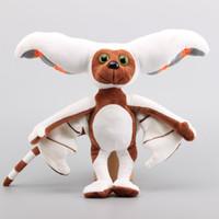 "Wholesale Momo Doll - Cartoon THE LAST AIRBENDER Momo Winged Lemur Plush Toy Stuffed Animals Soft Dolls Kids Xmas Gift 12"" 30 CM"