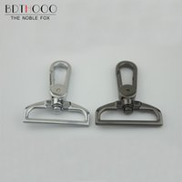 Wholesale Handbags Clasp Clips - Hot sale 10PCS Metal Claw Bag Lobster Swivel Clasp Trigger Clips Snap Buckle Hook for Handbag Luggage Hardware Accessories