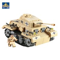 Wholesale Wooden Model Building For Kids - toys for Kazi Brand Building Blocks Toys Compatible Bricks High Quality ABS Plastic Military Series Tanks Scale Model Toy For Kids