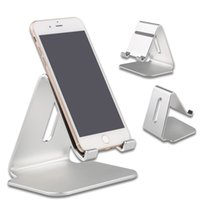 Wholesale Universal Mobile Stand For Table - Universal Portable Aluminium Alloy Mobile Phone Holder Bed Office Desk Table Holder for iphone 8x Huawei Xiaomi Tablet Holder Stand