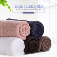 Wholesale First Class Sets - No printed plain cotton towel first-class Japanese-style high-quality bath towels 3 size style avaliable random colors