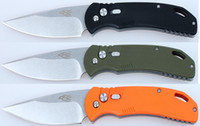 ganzo knives - Ganzo Firebird F7582 F7582AL pocket folding knife F7582 OR F7582 BK F7582 GR G10 handle