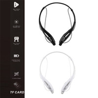 1To2 TF-790 Sport Bluetooth Auricolare Stereo HiFi Neckband Cuffie Supporto TF Card Radio FM REC Per Iphone 6 7 samsung s8 DHL
