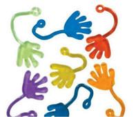 Wholesale Mini Sticky - Kids Party Supply Favors Mini Sticky Jelly Stick Slap Squishy Hands Toy