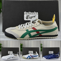 Wholesale White Leather Boots For Women - 2017 Wholesale Asics Onitsuka Tiger Running Shoes For Men & Women, Original HL202 Athletic Outdoor Boots Sport Sneakers Shoes Eur 36-45