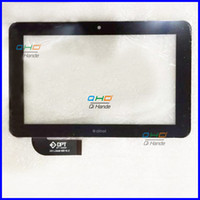 """Wholesale Ainol Touch Screen - Wholesale- Black New 7"""" inch capacitive touch screen digitiger touch panel for Ainol Novo 7 Aurora II 2 7087 tablet pc 300-L3666B-B00 V1.0"""