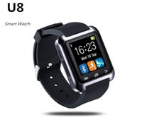 BlackBerry 10 outdoor window boxes - 2016 new U8 Bluetooth Smart watch Wrist Watches With Altimeter For iPhone Samsung S6 Note HTC Android Phone In Gift Box