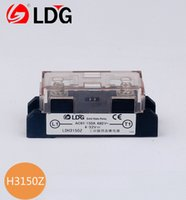 ingrosso giapponese in miniatura-LDG Industrial SSR Relay Solid State Relay Module H3150Z Wide Current DC to AC 4-32VDC Electronic Module