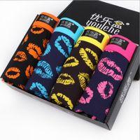 Wholesale Camouflage Boxers - Free shipping New Breathable Modal Boxer Tide men Soldier Camouflage underwear Mens Underwear 3XL Plus Size Men's Boxer Shorts