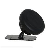 suporte de carro telefone pegajoso venda por atacado-\ Universal 360 Graus de Rotação Magnética Suporte Do Telefone Do Carro Do Painel Do Pônei Mount Suporte Do Telefone Móvel Ímã para iphone para samsung