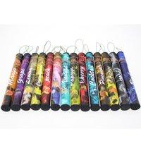 Wholesale Disposable Flavour E Cigarette - Wholesale-20 pcs lot shisha pens Disposable cigarette E hookah pen disposable elctronic cigarette enough 500 puffs 34 flavours