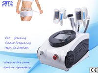 Wholesale Cavitation Equipment Prices - Best price vacuum fat freezing LED light slimming cellulite removal weight loss cavitation rf slimming equipment