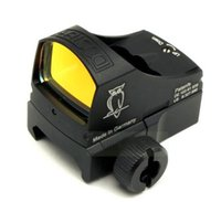 Wholesale Airsoft Lasers - DOCTER Automatic illuminate Tactical Reflex Red Dot Sight For Airsoft Hunting Rifle Scope with 20mm Mount and GLOCK Mount