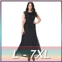 Hochwertige Fashion Lace Sexy Backless Abend Lange Kleid Braut Bankett Elegant Black Party Kleid Plus Size 7XL Robe De Soiree