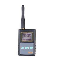 dijital radyo anteni toptan satış-İki Yönlü Radyo için UHF Anten 50MHz-2.6GHz ile Freeshipping El Dijital LCD Frekans Sayıcı
