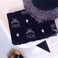 Wholesale Elegant Winter Scarf Woman - Upscale fashionable female autumn and winter wool scarf, black is always classic!Elegant chic warmth soft, very thick and solid style is ver