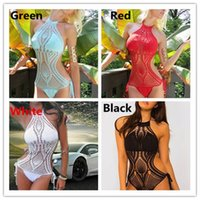 Wholesale Hot Sexy One Piece Girls - Sexy Solidcolor Swimsuit hot women Knitting Women Swimwear Girls Bikini Beach ,strap bathing Swimming Suit factory supply