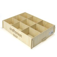 Wholesale Wooden Jewelry Boxes Drawers - 600g Creative wooden storage box underwear sundries file nine grid box drawer type A013