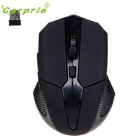 Wholesale laptop factory wholesale price for sale - Cordless Mice GHz DPI Optical Mouse USB Receiver PC Computer Wireless For Laptop Jan19 CARPRIE Factory price