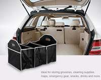 Wholesale Vehicle Fabric - Vehicle Car Trunk Foldable Folding Storage Organizer Item Tidy Box Sorting Bag Road Trips Tool Oxford Fabric Stowing Tidying 180767202