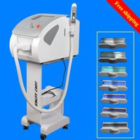 Wholesale Ipl Laser Portable - Portable SHR IPL laser hair removal machine Most Popular SHR IPL laer hair removal machine spa equipment