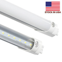 Wholesale Led Tube T8 18w Feet - LED Bulbs Tubes 4 Feet FT 4ft LED Tube 18W 22W T8 Fluorescent Light 6500K Cold White Factory Wholesale + Stock in US