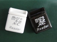 MINI Super Speed ​​USB 2.0 Micro SD / SDXC TF adattatore lettore