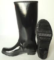 Wholesale Rain Boots Ladies - free shipping Classic ladies rubber rain boots Women's fashion high boots woman rainboots women water shoes