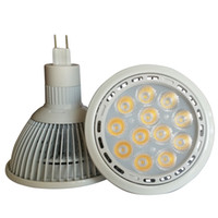 Wholesale 17w Led - Epistar 17W G12 G8.5 High Power LED PAR30 Lighting 1600LM Indoor Lightings to Replace 170W Halogen Lamp