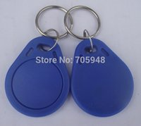 Wholesale Controller Chip - Wholesale- lot 100PCS RFID KeyFobs 13.56MHz FM1108 CHIP Proximity ABS IC Tags NFC 1k Tag Access Controller With Chinese Fudan S50 1K Chip