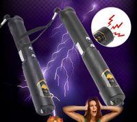 Wholesale Wholesale Prank Gadgets - Shock Batons Flashlight Joke Prank Trick Toy Gadget Gift April-Fool Day