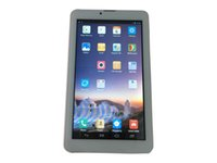 Wholesale tablet sim 8gb resale online - 7 inch G tablet Phone Calling Tablet PC MTK6572 Dual Core Android Capacitive Touch WCDMA GSM Bluetooth Camera Dual Sim Card