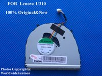 Wholesale Ultrabook Fan - Wholesale- Original Brand new CPU Cooling fan for Lenovo Ultrabook IdeaPad U310 cooler 100% Fully tested and working